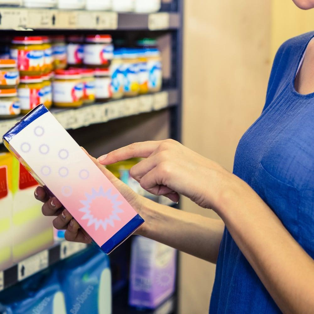 Faire ses courses sans gluten : bien lire les étiquettes