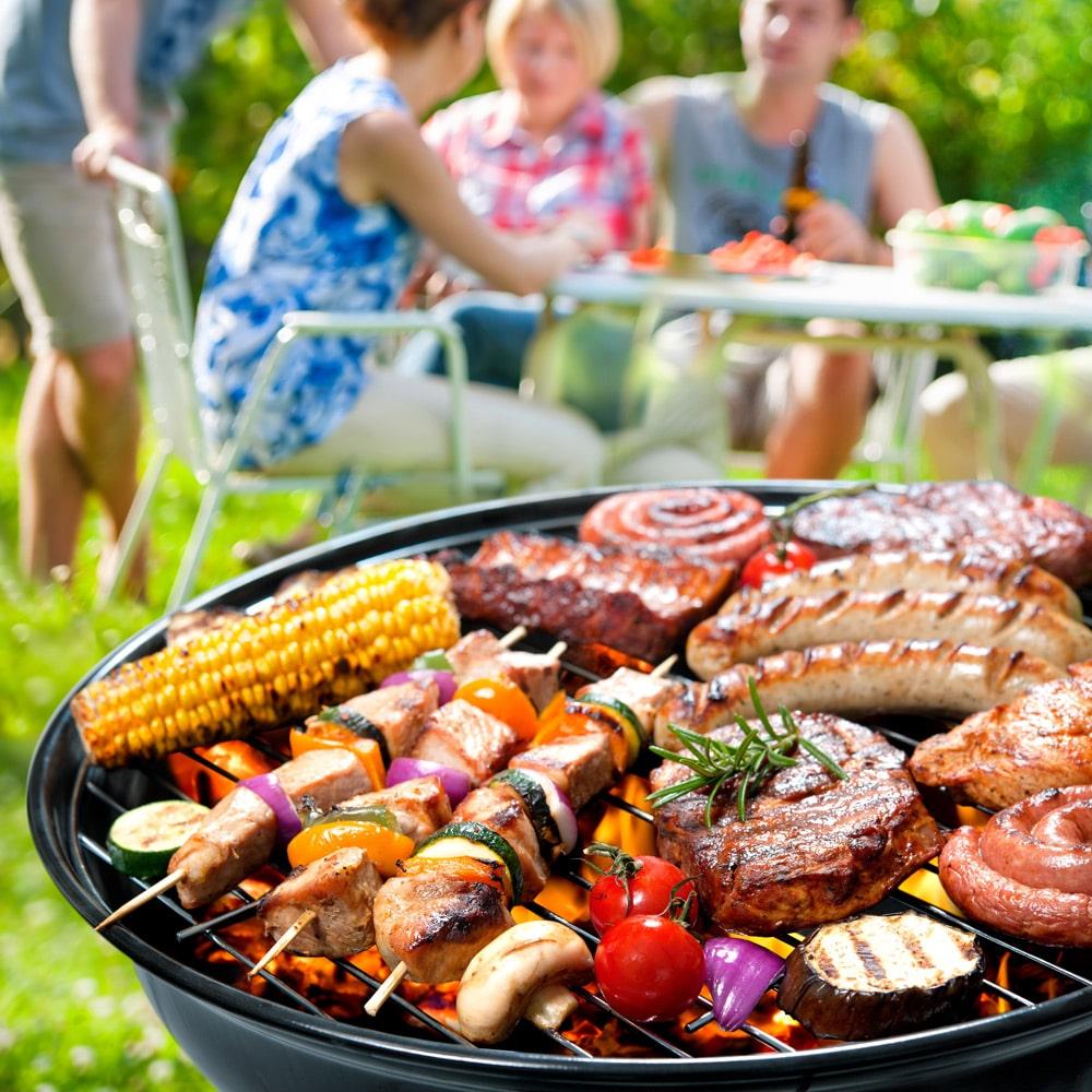 C'est l'été, profitez-en pour faire des barbecues sans gluten !