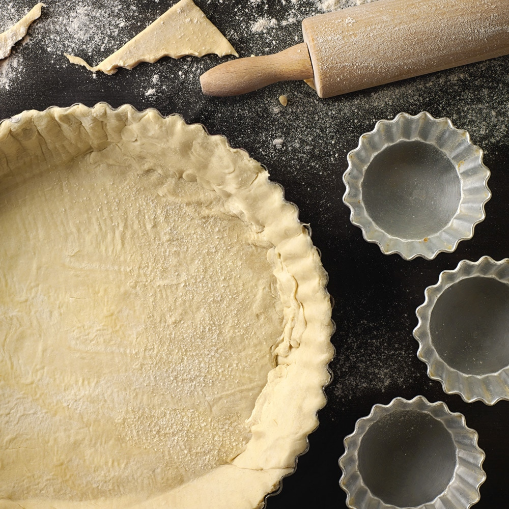 Réussir la pâte à tarte sans gluten