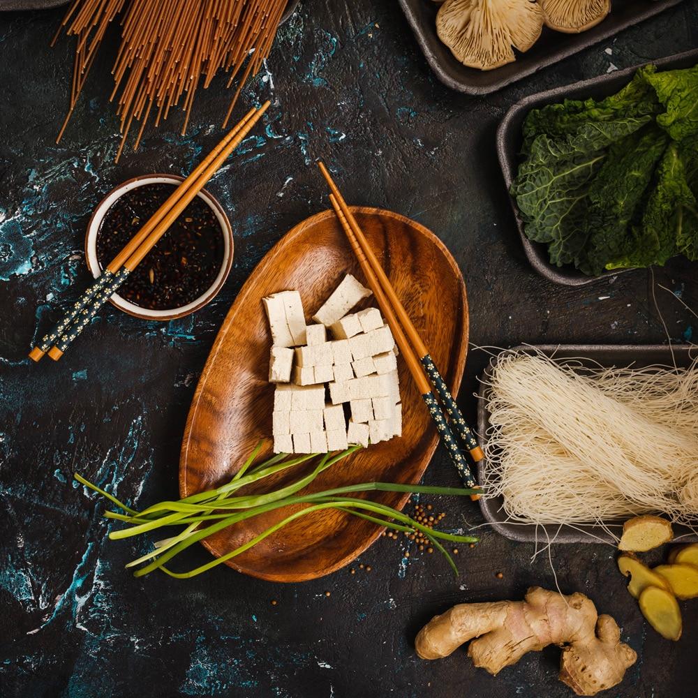 Le nouvel an chinois sans gluten