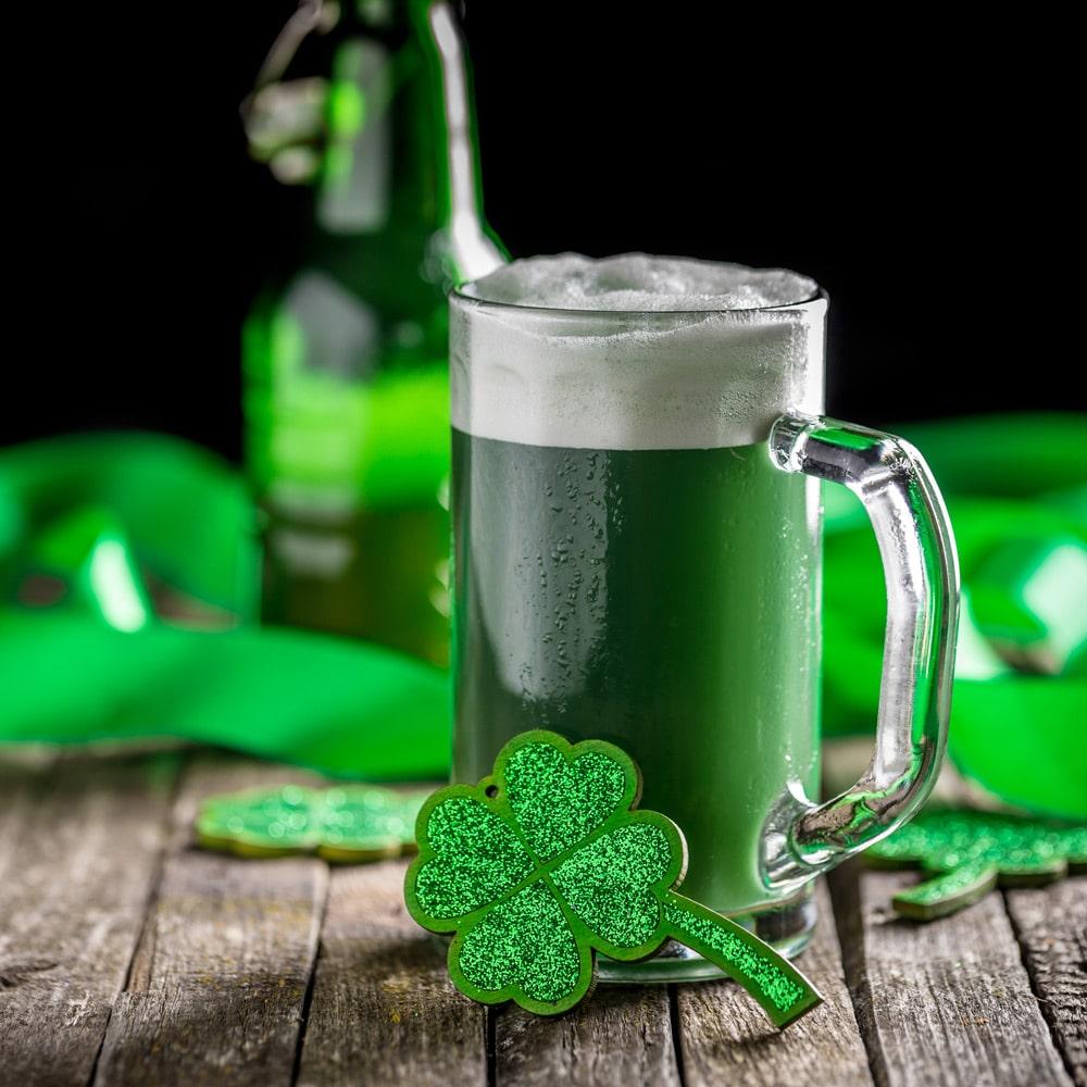 Saint-Patrick : la bière et le gluten