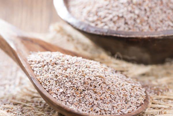 Gomme guar, Psyllium, Gomme xanthane: pourquoi sont-ils présents dans les produits sans gluten et quelle est leur origine?