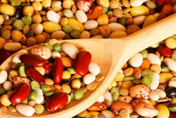 Les légumineuses : les légumes secs alliés du sans gluten