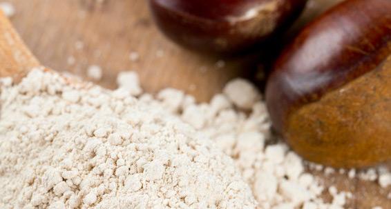 Farine de châtaigne sans gluten