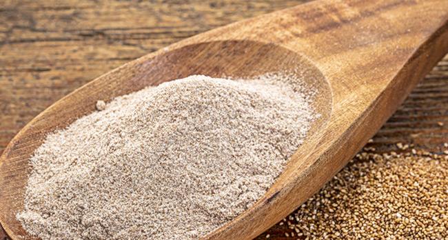 Farine de teff sans gluten
