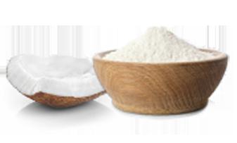 La farine de noix de coco