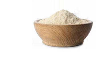 La farine de Souchet