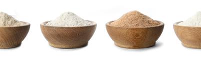 Les farines sans gluten sont nombreuses, comment les utiliser?