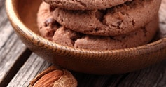 Cookies Amandes, Noisettes et Chocolat