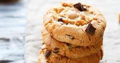 Cookies moelleux aux pépites de chocolat sans gluten
