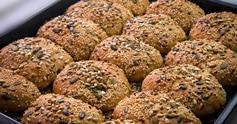 Petits pains aux graines sans gluten