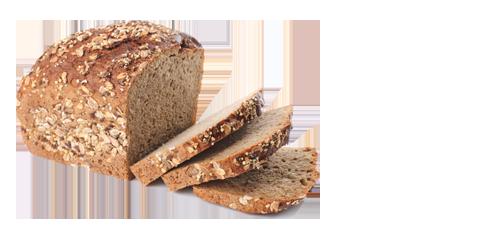 Les pains bio et sans gluten Valpibio
