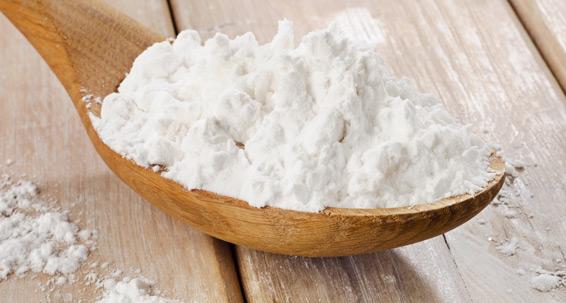 Fécules et amidons sans gluten