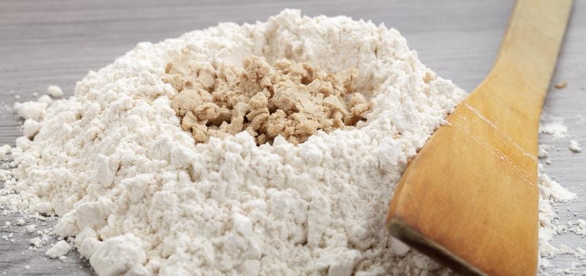 Les aliments sans gluten : la Levurede boulanger