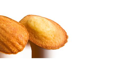 Cakes et madeleines
